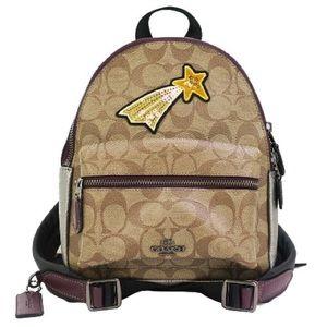 Coach NWT Mini Backpack Purse